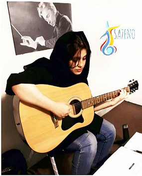 آموزش گیتار در کرج