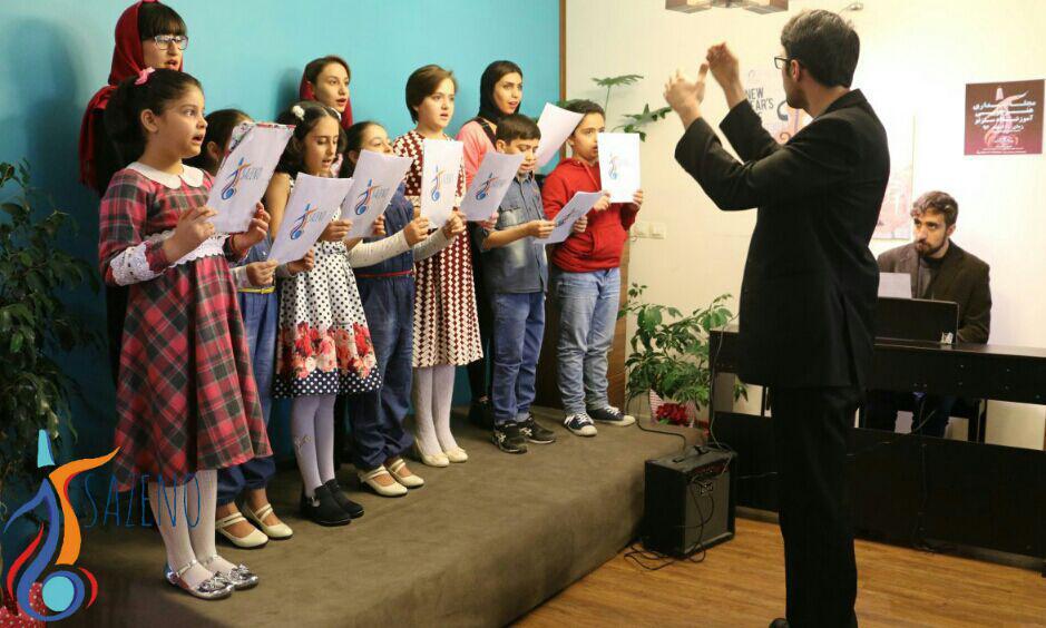 بهترین آموزشگاه موسیقی در کرج-آموزش کُر