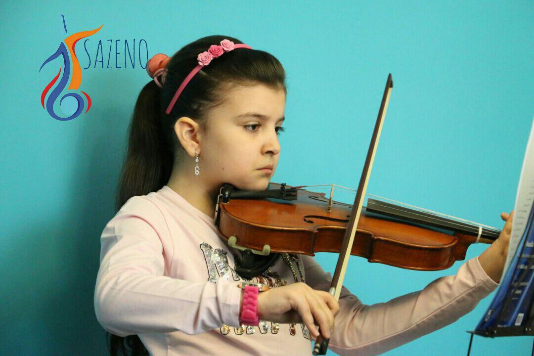 کلاس آموزش ویولن در کرج