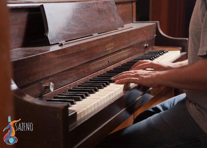 آموزش ساز پیانو 1