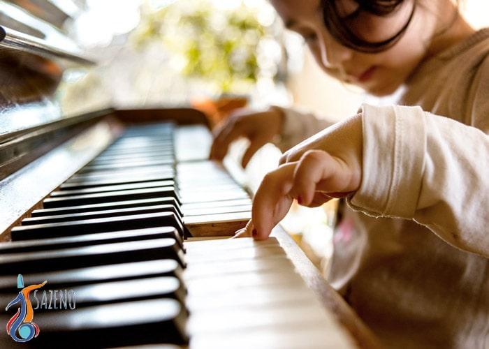 آموزش ساز پیانو 2