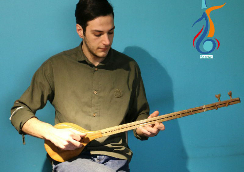 بهترین آموزشگاه موسیقی در کرج-اجرای هنرجوی سه تار