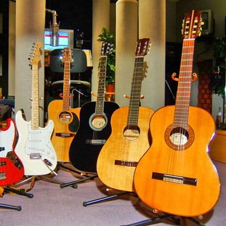بهترین آموزشگاه موسیقی در کرج-انواع سبک های گیتار