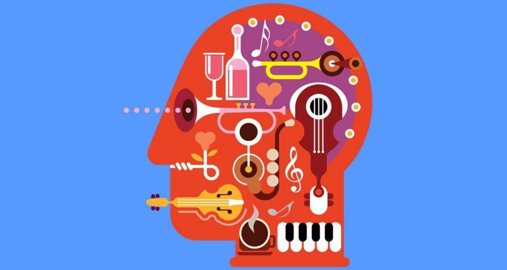 بهترین آموزشگاه موسیقی در کرج-استفاده از موسیقی برای رهایی از مشکلات روحی