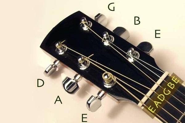 انواع کوک های گیتار