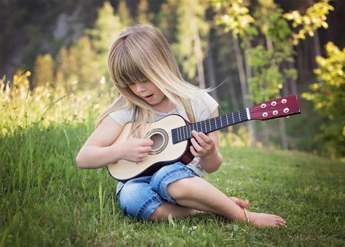 فواید یادگیری موسیقی برای کودکان