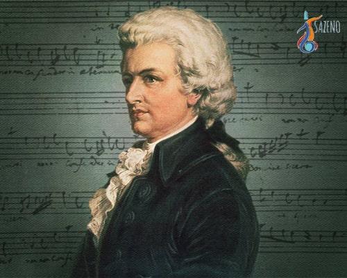 بزرگان موسیقی _ موتسارت