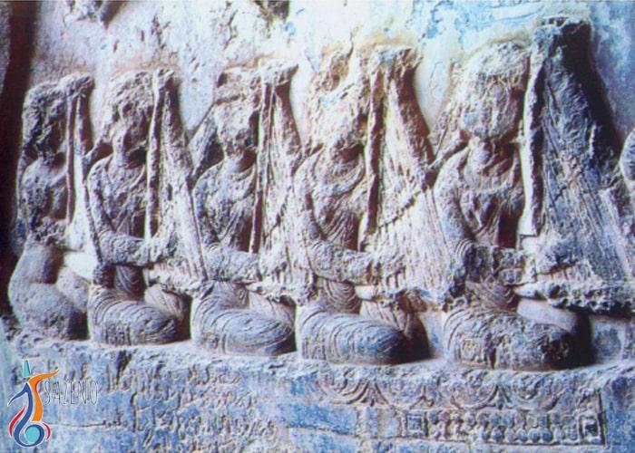 موسیقی در عصر ساسانی